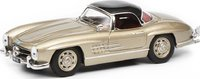 Mercedes-Benz 300 SL Roadster Diecast in 1:43 Scale by Schuco