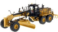 Cat® 18M3 Motor Grader in 1:50 scale by Diecast Masters