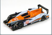 Aston Martin AMR-One, No.009 Le Mans 2011 by Adrian Fernandez - Harold Primat - Andrew Meyrick by Spark in 1:18 Scale