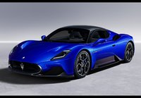 2020 Maserati MC20 Blu Infinito in 1:18 Scale by BBR