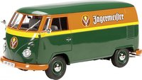 VolkswagenVW T1 JAGERMEISTER Diecast Model Car in 1:18 Scale by Schuco