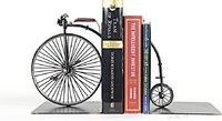 1870 The High Wheeler Bookend by Old Modern Handiscrafts