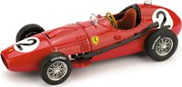 1958 Ferrari D246 G.P. Gran Bretagna - Mike Hawthorn #2 WORLD CHAMPION F1 Model Car in 1:43 Scale by Brumm