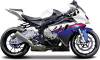 BMW S 1000RR in 1:12 scale