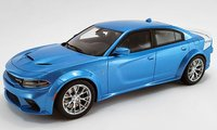 2020 Dodge Charger SRT Hellcat Widebody Daytona 50th Anniversary in 1:18 Scale by GT Spirit