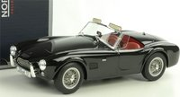 1963 Shelby AC Cobra 289 Coupe Black Diecast Model in 1:18 Scale by Norev