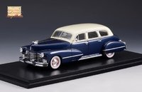 1942 Cadillac Series 67 in 1:43 Scale by Stamp Models.