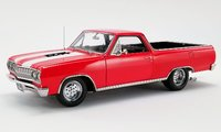 1965 Chevrolet El Camino Drag Outlaws Diecast Model by Acme in 1:18 Scale