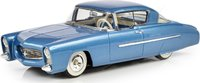 1950 Mercury Leo Lyons coupe  in 1:43 Scale by Esval Models