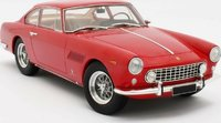 Ferrari 250 GT-E Coupe 2+2 Red in 1:18 Scale by Matrix