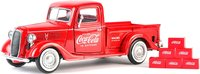 1937 Ford Coca-Cola Pickup by Motor City Classics in 1:24 Scale