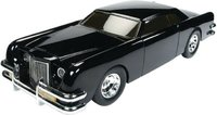 1971 Lincoln, George Barris Car black in 1:18 scale by Auto World