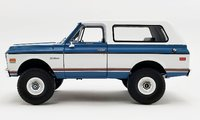 1972 Chevrolet Blazer K/5 - Lifted Version Diecast Model by Acme in 1:18 Scale