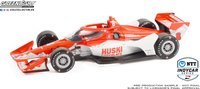 2021 NTT IndyCar Series #8 Marcus Ericsson in 1:18 scale by Greenlight