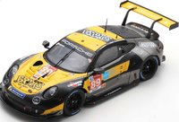 PORSCHE 911 RSR 2020 Le Mans Steve Brooks Racing NO.89 TEAM PROJECT 1 in 1:43 scale by Spark