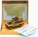 Land Rover Discovery Series 5 door, Camel Trophy Kalimantan 1996 in 1:43 scale by Almost Real