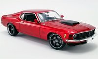 1970 FORD BOSS 429 MUSTANG STREET FIGHTER by Acme in 1:18 Scale