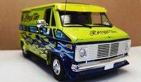 """1976 Chevrolet G- Series Van  """"Boogie Van""""  in 1:18 Scale by Acme"""