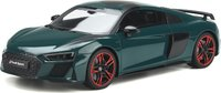 AUDI R8 GREEN HELL in 1:18 scale by GT Spirit