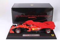 Ferrari SF1000 2020 Austrian GP, Red Bull Ring Sebastian Vettel w/ special packaging and showcase in 1:18 scale by BBR
