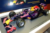 Red Bull RB11 Australian GP 2015 Daniel Ricciardo Model Car in 1:18 Scale by Spark
