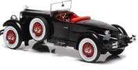 1928 Stutz Black Hawk Speedster Top Down Model Car in 1:43 Scale by Esval Models