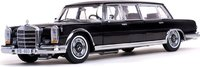 1966 Mercedes-Benz 600 Pullman in 1:18 Scale by Sun Star