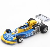 March 761 No.10 British GP 1976 Ronnie Peterson in 1:43 scale by Spark