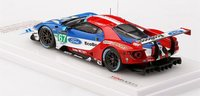 Ford GT LMGTE PRO #67 2017 Le Mans Ford Chip Ganassi Team UK in 1:43 Scale by TSM