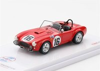 Shelby Cobra CSX2002 #16 1963 Sebring 12Hr. Ken Miles in 1:43 Scale by Truescale Miniatures