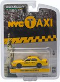 2011 Ford Crown Victoria NYC Taxi in 1:64 scale by Greenlight