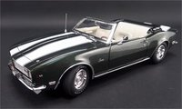 1968 Chevrolet Camaro Z/28 Convertible by Acme in 1:18 Scale