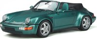 1992 PORSCHE 911 Turbo Convertible  in 1:18 Scale by GT Spirit