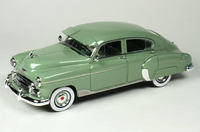 1950 Chevrolet Fleetmaster Mist Green in 1:43 scale by Goldvarg