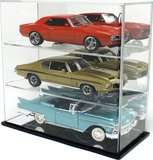 3 Diecast Car Display Case - 1:24 Display Case by NCaseIt