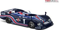 Porsche 936/76 #1 Martini Racing 1976 Nurburgring 300KM R. Stommelen- Limited 1200 Pieces in 1:18 Scale by Truescale Miniatures