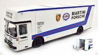 MERCEDES-BENZ TRANSPORTER O317 MARTINI RACING MOTORSPORT