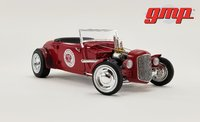 1934 Hot Rod Roadster Indian Motorcycle in 1:18 Scale by GMP