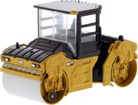 Cat® CB-13 Tandem Vibratory Roller with CAB in 1:64 scale by Diecast Masters