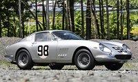 1966 Ferrari 275 GTB Competizione in Silver in 1:18 Scale by CMC