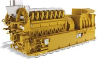 Cat® CG260-16 Gas Generator in 1:25 scale by Diecast Masters