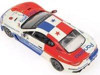 2010 Maserati Granturismo MC GT4 Trofeo Granturismo MC in 1:43 Scale by Minichamps