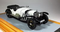 1927 Mercedes-Benz 680 S Rensport Sindelfingen Resin Model Car in 1:43 Scale by Ilario