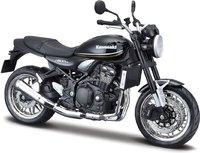 Kawasaki Z900RS in Black in 1:12 scale by Maisto