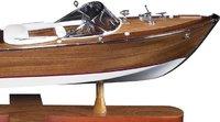 Aquarama Speedboat Model by Authentic Models