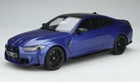 BMW M4 COMPETITION in 1:18 scale by GT Spirit