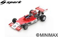 Williams FW No.21  German GP 1974  Jacques Laffite in 1:43 scale by spark
