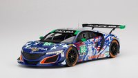 "2017 Acura NSX GT3 #86  ""Uncle Sam"" in 1:18 Scale by TopSpeed"