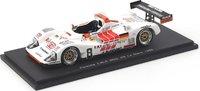 1996 Porsche T.W.R. WSC n.8 Le Mans, M. Alboreto - P.L. Martini - D. Theys Model Car in 1:43 Scale by Spark