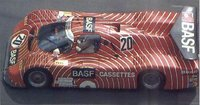 Sauber SHS C6  Ford BASF No. 20 Le Mans 1982, Hans Stuck  Dieter Quester  Jean-Louis Schlesser Diecast Model Car in 1:43 Scale by Bizarre